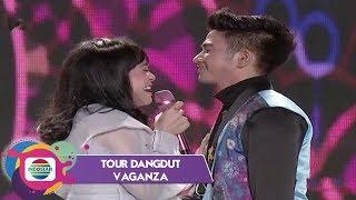 Download Lagu Rizki DA & Lesti DA - Rindu Berat | Tour Dangdut Vaganza Gratis STAFABAND