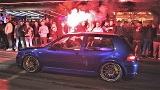 Wörthersee 2019 | Vor dem See | Best Of Sound Action - Turbo, Sauger, Antilag, Burnout, Drift