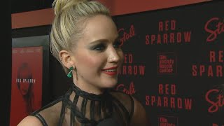 Jennifer Lawrence Gets Real About Her Strict Diet for the Nude Scenes in 'Red Sparrow'
