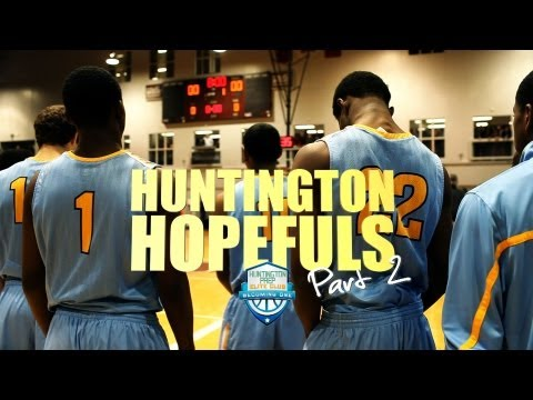 Andrew Wiggins: HUNTINGTON HOPEFULS Part 2 - On Point