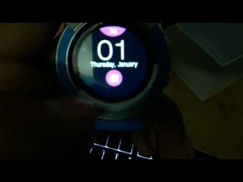 Cheapest Circular Smartwatch -Bingo C6 Turbo Unboxing and Review