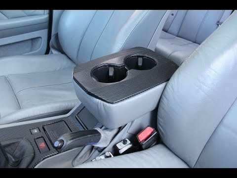Bmw Cup Holder Remove Amp Replace 3 Series How To Diy