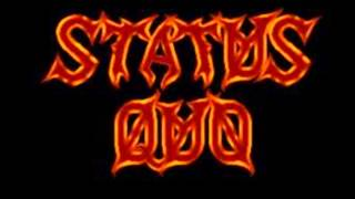 Status Quo you in the army now remix by dj valium666