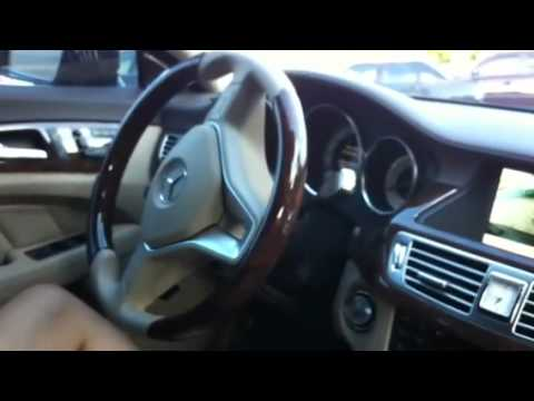 Parktronic on 2012 CLS 550 mercedes