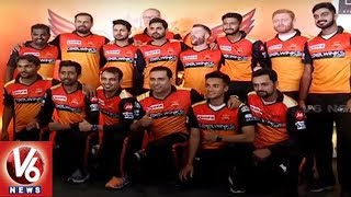 SunRisers Hyderabad Team Ready For IPL Season 2019