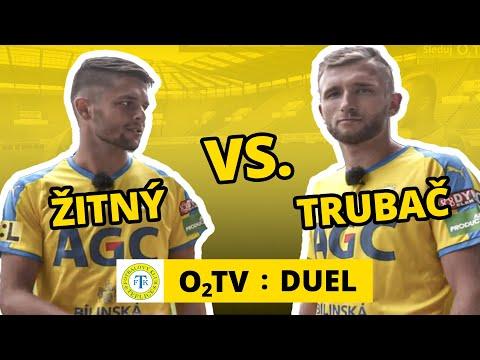 O2 TV Duel: Patrik Žitný a Daniel Trubač odezírají ze rtů