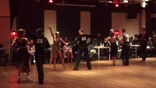 NDO/DMN 2017 - Amateurs Latin  - indelingsronde - heat 2 - Cha Cha Cha