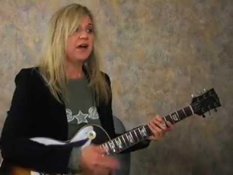Guitar Teacher Gibson Les Paul Deluxe Machine Head Tip