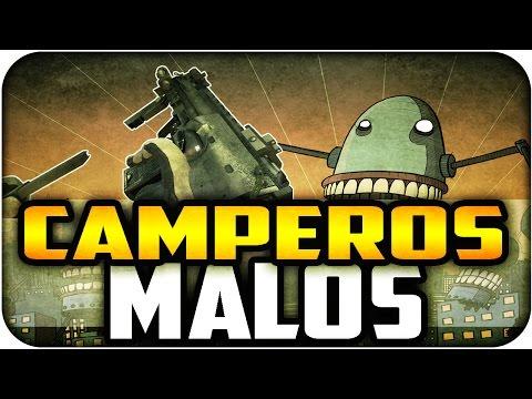 El equipo MAS MALO y CAMPERO del MUNDO xDDD -Black Ops II-