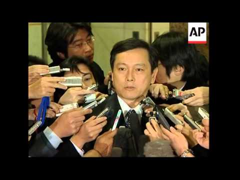 Japanese negotiator comments as talks end