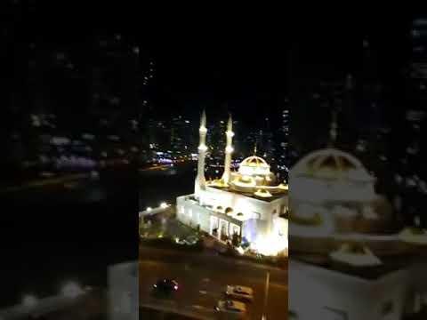Ночной Дубай и Танцующий Слон|| Nacht Dubai und Tanzender Elefant