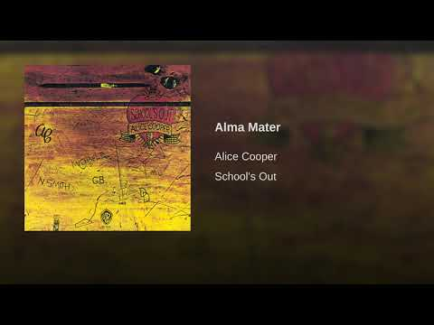 Alice Cooper - Alma Mater