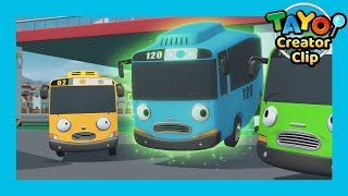 Tayo Episode Clip l A little wizard, Asura l Tayo the Little Bus