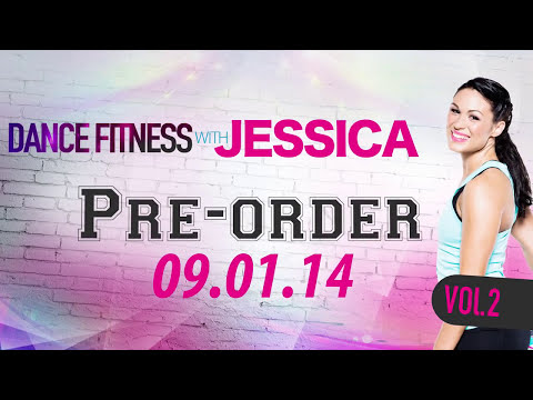 DVD II Trailer - Dance Fitness With Jessica - On Sale September 19th! Pre-Order Now!!!