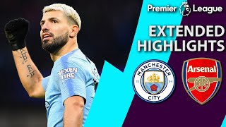 Manchester City v. Arsenal | PREMIER LEAGUE EXTENDED HIGHLIGHTS | 2/3/19 | NBC Sports