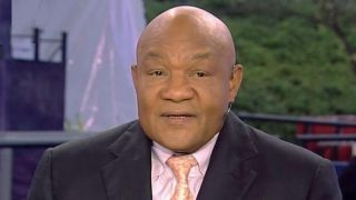 George Foreman on Trump, small businesses