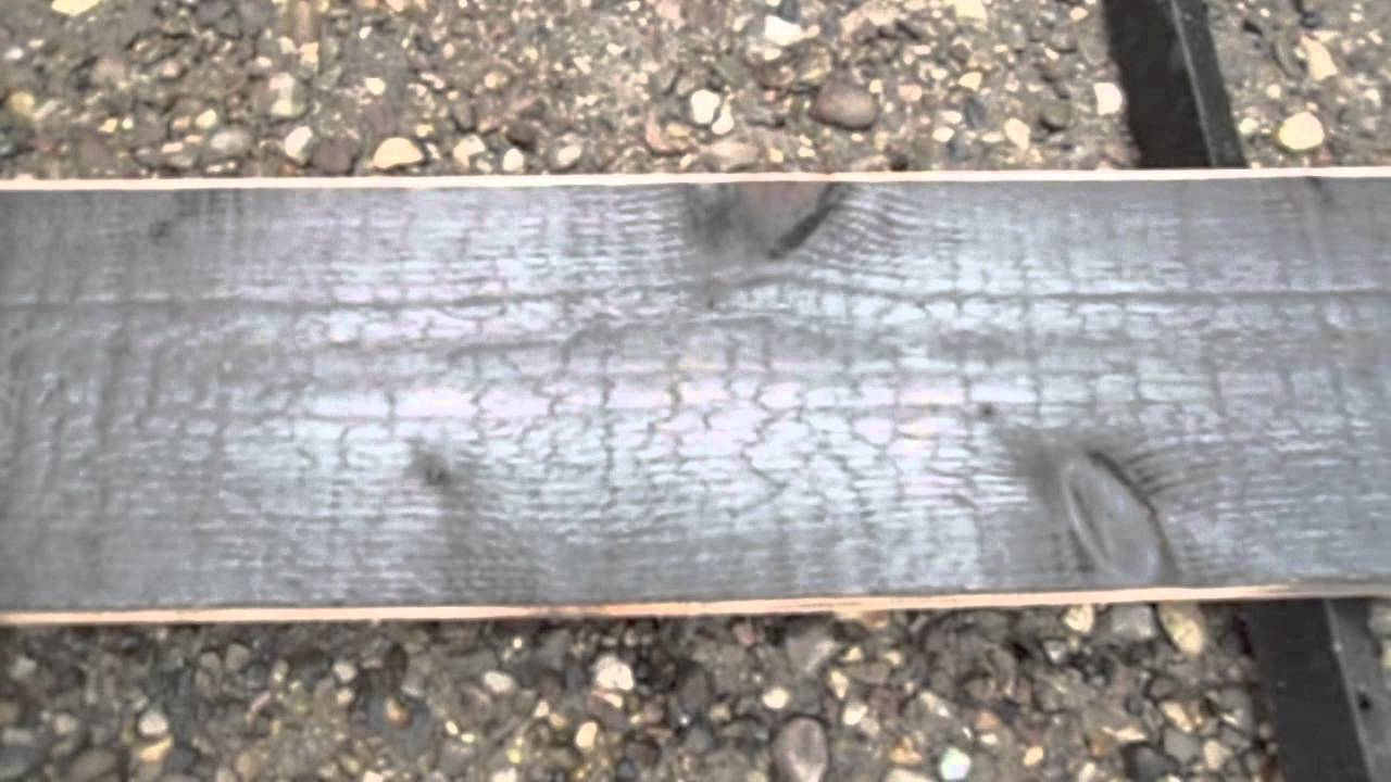 Creemore House Charred Wood Siding Treatment Youtube