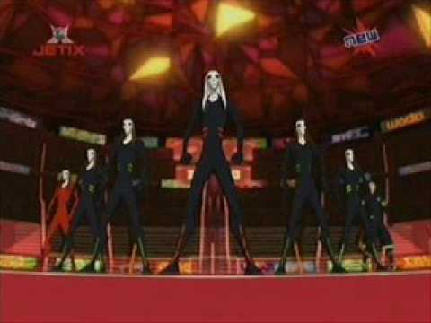 Galactik Football Soundtrack: Track 4 - The Shadows video