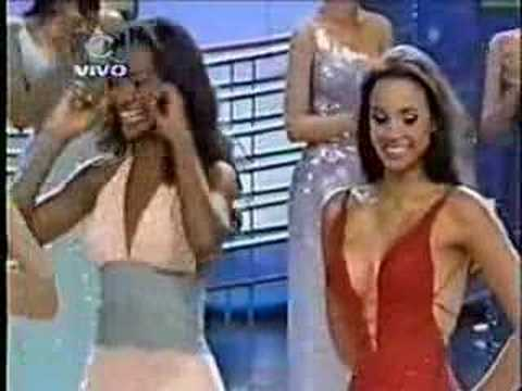 Miss Colombia 2003 - Crowning Moment