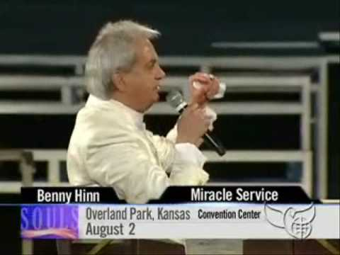 Benny Hinn - Look To The Cross (2)