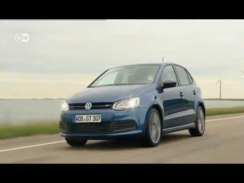 Volkswagen Polo BlueGT: спортивный и экологичный