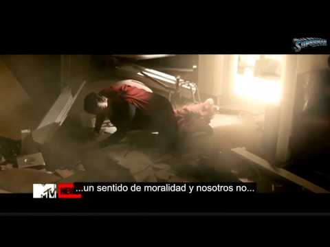 Man of Steel - Clip - Superman y Faora - Sub. en Español