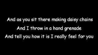 James Blunt Postcards Lyrics