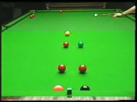 snooker pro tips 12, straight cueing exercise