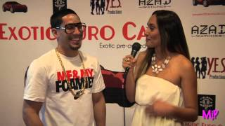 "Danny Garcia: ""I Like a BIG Booty!"" on a woman"