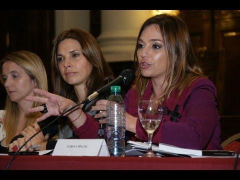 III Jornada sobre Periodismo y G�nero: Lorena Maciel
