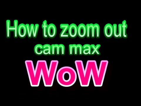 max camera distance addon wow youtube