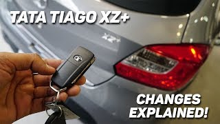 FIRST ON YOUTUBE ALL NEW TATA TIAGO XZ+ | Walkaround | Hindi | Auto Encyclo