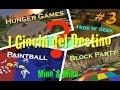 Minecraft Minigame - I Giochi del Destino #3 - #Minalaggaquindigiocamalemainrealtànonsagiocarepropr