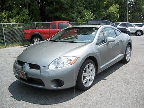 2007 Mitsubishi Eclipse Special Edition Start Up, Exhaust, and In Depth Tour
