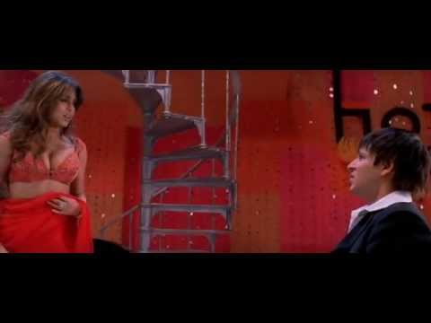 Mahima Chaudhary in red saree HOT