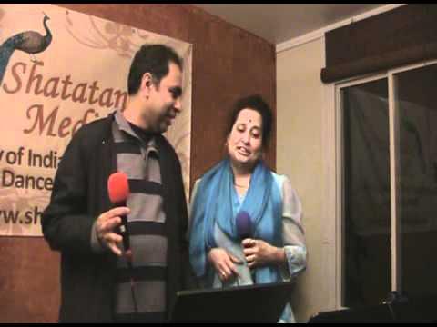 Kitna Pyara Wada Hai In Matwali Aankho Ka By Rajan Mehra & Megha...