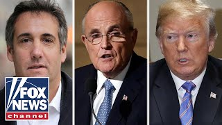 Giuliani confirms Cohen recording of Trump on Playboy model
