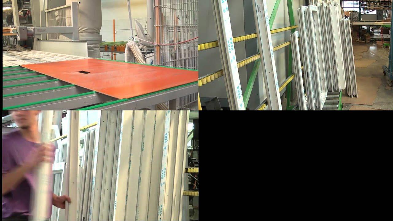 Domofen 2011 fabricant suisse de fen tres et portes en for Fabricant de fenetre pvc en pologne