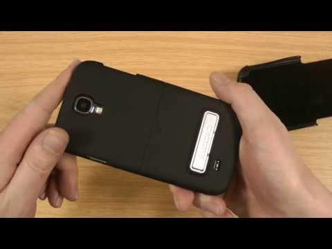 Seidio Surface Samsung Galaxy S4 Case Review with Holster