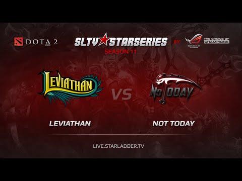 Leviathan vs Not Today, SLTV America Season 11, Day 7