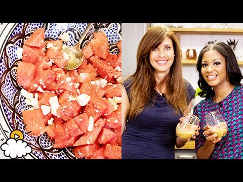 Cooking With A SUPERMODEL, Carol Alt