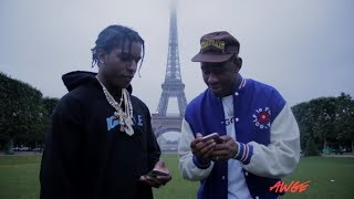 A$AP ROCKY & TYLER THE CREATOR - POTATO SALAD (WANG$AP)