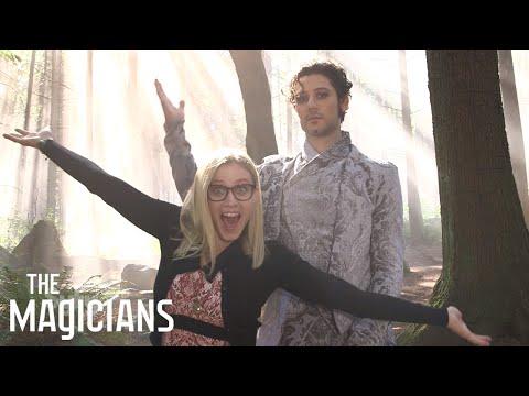 THE MAGICIANS | Making Magic: Season 2, Episode 3 | SYFY
