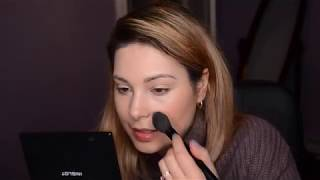 GET READY WITH ME: TRYING OUT YOUNGBLOOD COSMETICS