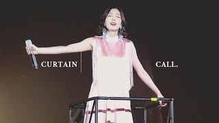 170513 태연 - Curtain Call @ PERSONA in SEOUL