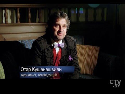 Журналист Отар Кушанашвили в программе «Простые вопросы» с Егором Хрусталевым