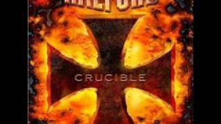 Watch Halford Crucible video
