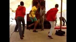 Stepping to Kebra Ethiopia Sound - የከብራ ኢትዮጵያ የዳንስ እንቅስቃሴ ስልት