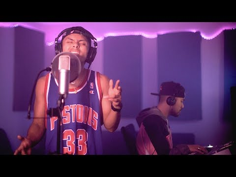 Questions (Hold Yuh & Turn Me On) - Chris Brown (GYPTIAN & Kevin Lyttle) (JamieBoy Cover)