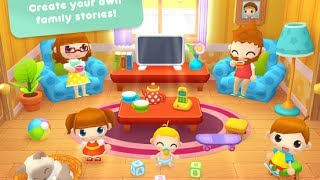 Sweet Home Stories - Family playhouse for kids - app gameplay videos for kids